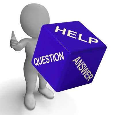 Answer Your Question your problems