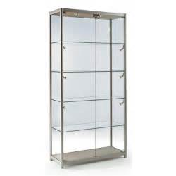Glass Display Cabinet Christchurch Display Cabinet Sliding Doors