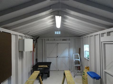 shed lighting lighting ideas