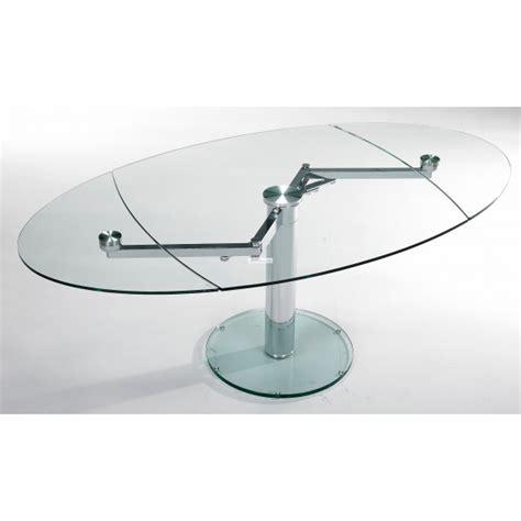 Drop Leaf Dining Room Tables by Table En Verre Design Extand Et Table Design En Verre Avec