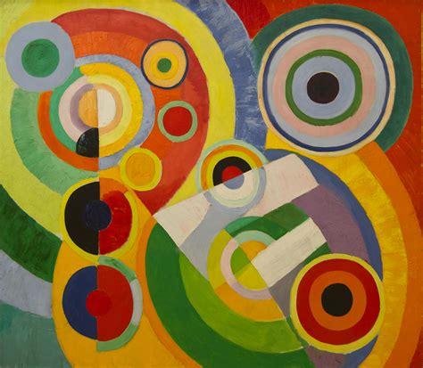 imagenes visuales sinestesia file robert delaunay rythme joie de vivre jpg