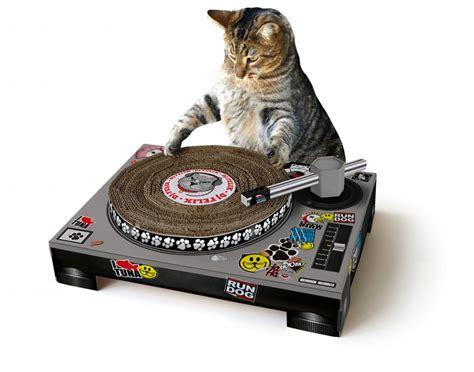 cat scratch dj deck product review of cat scratcher dj decks