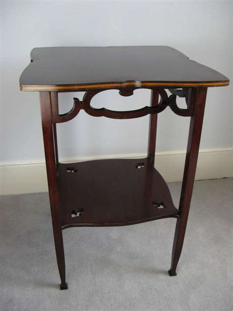 nouveau table ls nouveau arts and crafts occasional table sold items