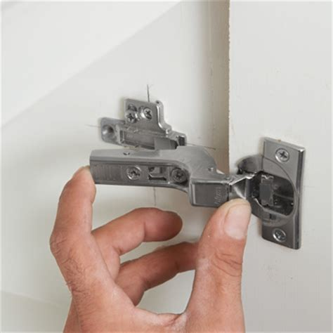installing european style cabinet hinges mount the door how to install concealed euro style