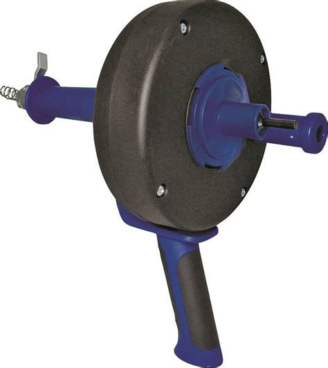 Cobra 86150 Drain Drum Auger For Use With Clearing Sink Kitchen Sink Auger