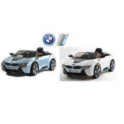 Electric Car With Parental Official Licensed Bmw I8 12v Electric Ride On Car