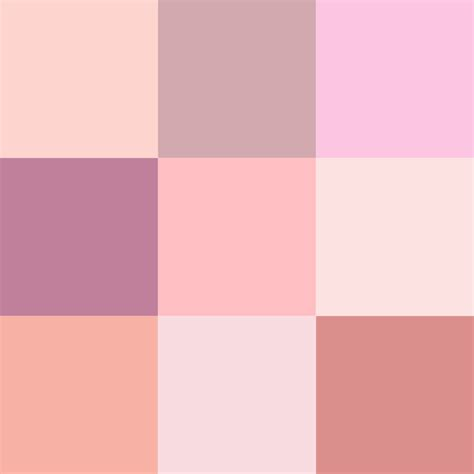 shades of pink file color icon pink v2 svg wikimedia commons