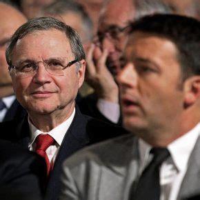 attuale governatore della d italia bankitalia renzi appoggia risparmiatori mozione per