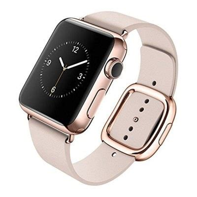 Iwatch Series 3 Mql12 modern buckle band with magnetic leather replacement
