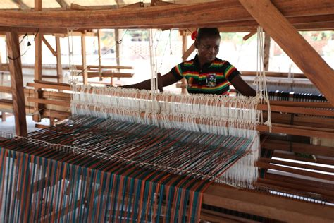 embroidering african womens artisanal skills