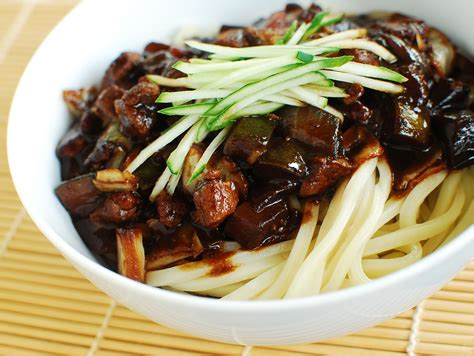 Paldo Jjajangmyun noodles korean food gallery discover korean food recipes and inspiring food photos