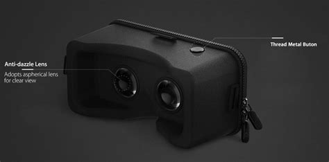 Xiaomi Mi Vr Headset Box 3d Reality For Smartphone Limited xiaomi mi vr headset box 3d reality untuk