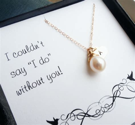 Gifts For Your Bridesmaids by Quotes For Bridesmaids Gifts Quotesgram
