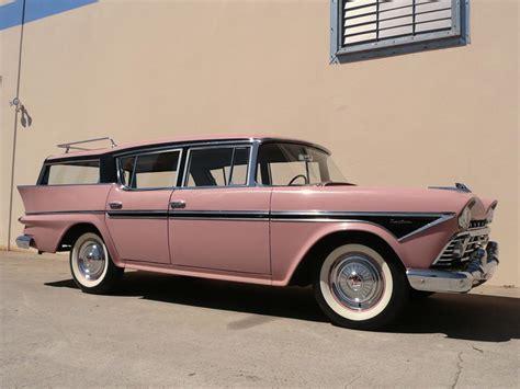1958 rambler station wagon autos post