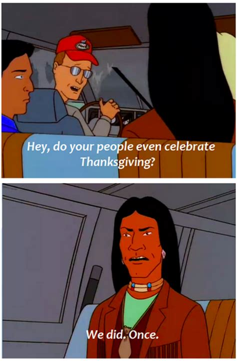 king   hill thanksgiving funny pictures quotes