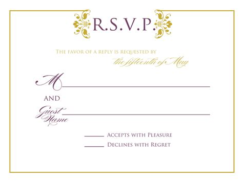 rsvp on wedding invitation meaning image gallery rsvp meaning