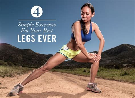 8 Exercises To Tone Your Legs by 17 Best Images About Health Buff On Healthy