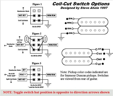 dimarzio bass wiring diagram