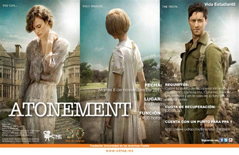 libro atonement atonement en cineclub blog de la universidad de las am 233 ricas puebla udlap