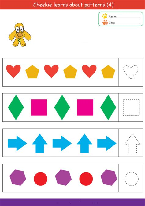 exle of letter pattern in math okul 246 ncesi renk gruplama google da ara 246 r 252 nt 252 leme
