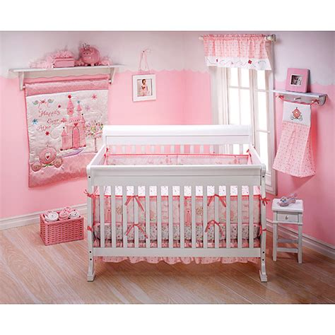 Disney Princess Crib Bedding Set Disney Princess Happily After 3pc Crib Bedding Collection Set Value Bundle Walmart