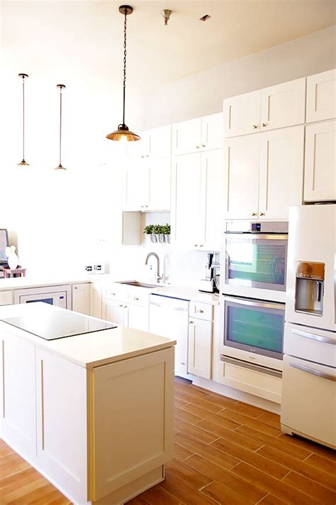 Light Blue Kitchen Cabinets Kitchen Remodel Appliances Whirlpool Gimme Some Oven