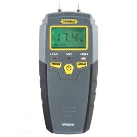 Digital Moisture Meter 4 Pin Pengukur Kelembaban 4 Pins Kayu Tembok Dl general tools pin type digital moisture meter with lcd display mmd4e the home depot