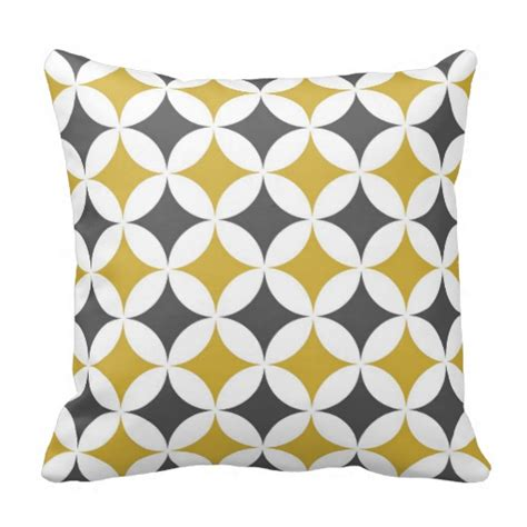 Geometric Pillows by Geometric Pillows Geometric Throw Pillows Zazzle