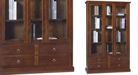 librerie con cassetti libreria con ante e cassetti