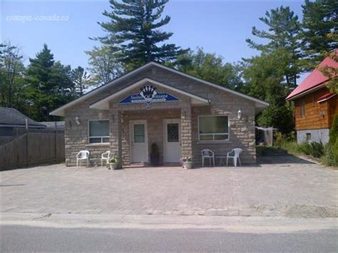 cottage rental ontario southern georgian bay wasaga