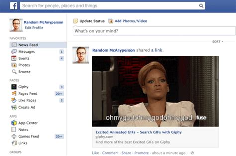 format video fb giphy com consegue embedar gifs no facebook como se fossem