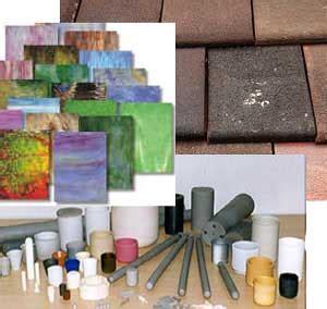 Display Methods Ceramics - chemical engineering metals