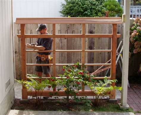 diy trellis plans how to build trellis plans outdoor decorations