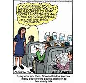 Flight Attendant Cartoons And Comics  Funny Pictures From