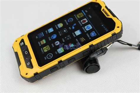 Land Rover A8 Smartphone Outdoor Powerbank Murah ip68 phone soil moisture sensor