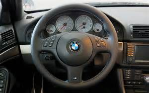 2000 bmw e39 m5 steering wheel facelift