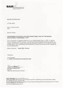 Appointment Letter Format For Reporter Writing Appointment Letter Tips Amp Template