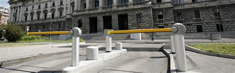 car park access management systems parking barriers