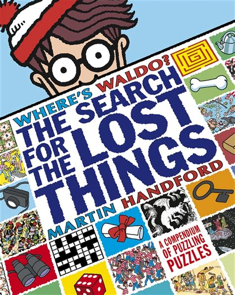 where s the books candlewick press where s waldo the search for the lost