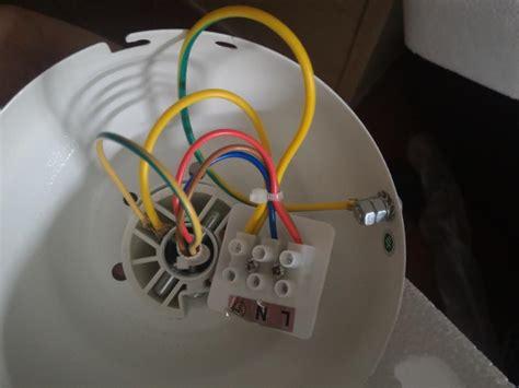 ventola a soffitto installazione ventola soffitto il forum di electroyou