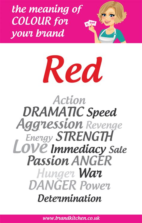 red color meaning red color meaning