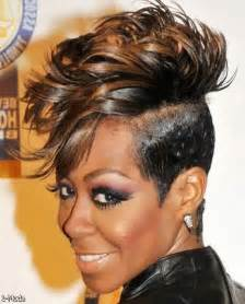 Top mohawk hairstyles for black women 2015 2016 fashion trends 2016