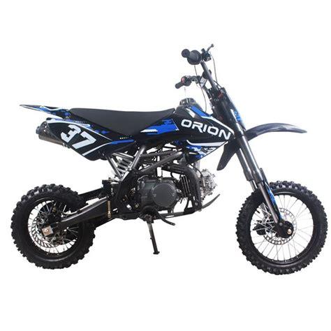 125cc motocross bike dirt bike 125 cc apollo noir bleu achat vente