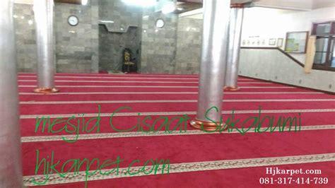 Karpet Meteran Termurah karpet masjid di jombang termurah dan terjamin kualitasnya hjkarpet