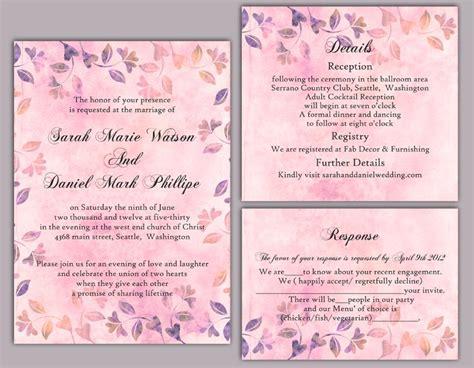 free rustic printable wedding invitation templates for word free rustic vintage wedding invitation templates yaseen