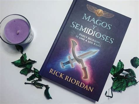 libro magos y semidioses mi medio lim 243 n verde magos y semidioses rese 241 a