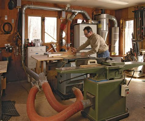 shop dust collectors woodworking dust collection demystified finewoodworking