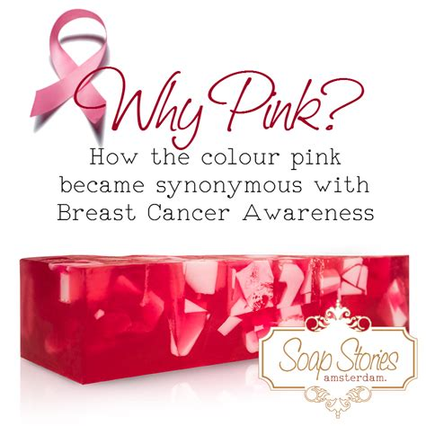 One More Pink Product For Breast Cancer Awareness Month by Why Pink How The Colour Pink Became Synonymous With