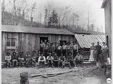17 Best images about History - old pics on Pinterest ... Logging Camp History