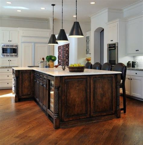 eclectic revisited blog kitchen island design  carla